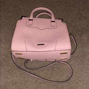 Pink Rebecca Minkoff purse